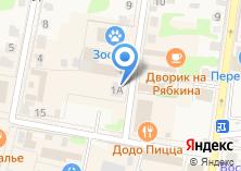 Компания «ПроПроект» на карте