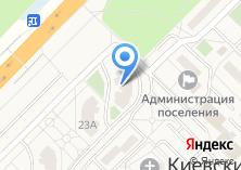 Компания «Строящийся жилой дом по ул. Киевский пос (Киевский)» на карте