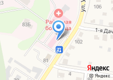 Компания «Истринская районная больница» на карте