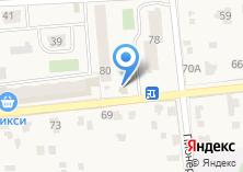 Компания «Почтовое отделение №143041» на карте
