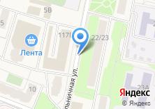 Компания «Селятинская городская похоронная служба» на карте