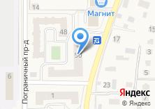 Компания «БухПРО - Центр бухгалтерского обслуживания» на карте