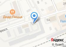 Компания «Printo» на карте