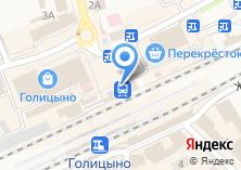 Компания «Голицыно» на карте