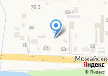 Компания «Dled.By» на карте