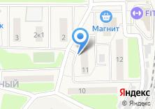 Компания «Магазин овощей» на карте