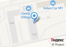 Компания «Гема Моторс» на карте