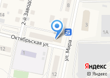 Компания «Автостоянка на Октябрьской» на карте
