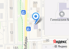 Компания «Суши Wok» на карте