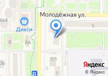Компания «Русские Узоры» на карте