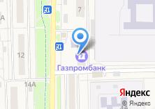 Компания «Центральная библиотека» на карте