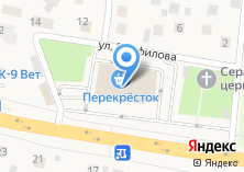 Компания «Магазин цветов на Московской» на карте
