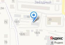 Компания «Анахата» на карте