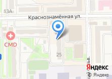 Компания «Эледиз» на карте