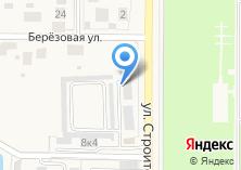 Компания «Крас-Авто» на карте