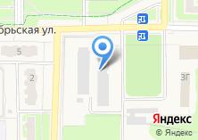 Компания «Управление ФСБ по войскам воздушно-космической обороны» на карте