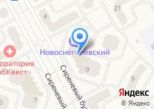 Компания «Гости» на карте