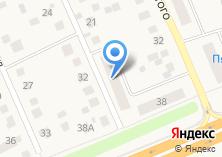 Компания «Почтовое отделение №143362» на карте