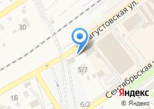 Компания «Baby shop» на карте