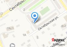 Компания «Совет ветеранов войны и труда г. Апрелевка» на карте