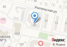 Компания «Бородач» на карте