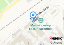 Компания «Мик-2000» на карте