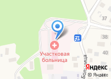 Компания «Павловская участковая больница» на карте