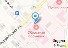 Компания «Апрелевская районная больница №6» на карте