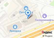 Компания «Магазин обоев и электропродукции» на карте