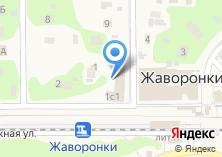 Компания «Наша мебель» на карте