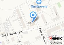 Компания «Тоша» на карте