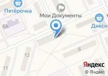 Компания «Шокцены» на карте