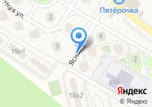 Компания «Строящийся жилой дом по ул. Чёрная д (Чёрная)» на карте