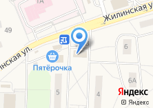 Компания «Мастерская по изготовлению ключей на ул. Андреевка пос» на карте
