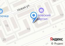 Компания «Павловский квартал» на карте