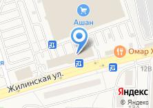 Компания «АБИКО» на карте