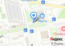 Компания «Гюнтер» на карте