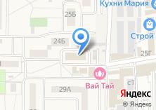 Компания «ПосСвязь» на карте