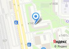 Компания «Главтрансагентство» на карте