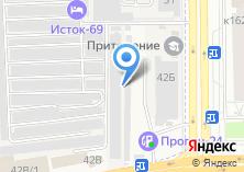 Компания «Motodoctor» на карте