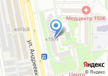 Компания «Федерация каратэ России» на карте