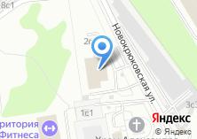 Компания «Пожарная часть №70» на карте