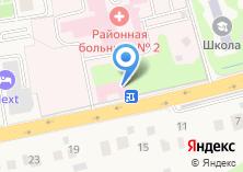 Компания «Районная больница №2» на карте
