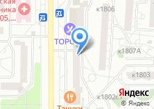 Компания «Интерком-тур» на карте