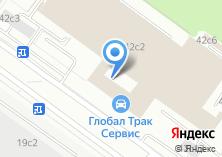Компания «Аква-Конта» на карте