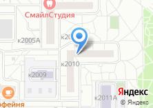 Компания «Участковый пункт полиции г. Зеленограда район Крюково» на карте