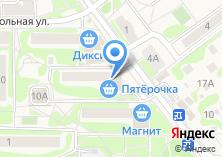 Компания «Торг-к» на карте