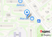Компания «Медиа» на карте