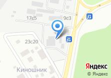 Компания «ПрофСервисКерамика» на карте