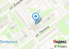 Компания «Строящееся административное здание по ул. Дзержинского (Кокошкино)» на карте
